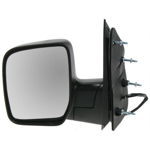 2007-08 Ford Van Pwr Mirror w/Single Glass LH