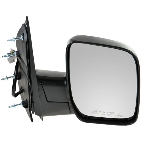2007-08 Ford Van Pwr Mirror w/Single Glass RH