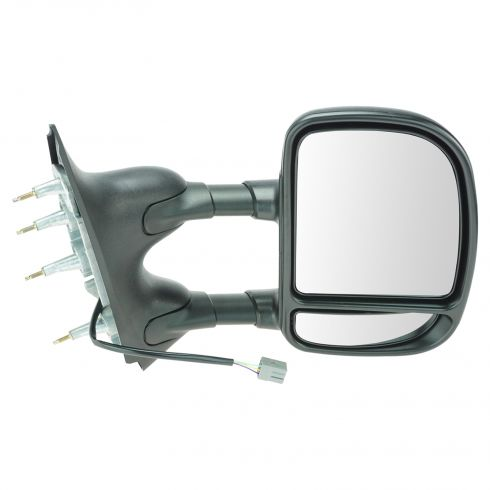 2009-11 Ford Van Pwr Dual Arm Tow Mirror RH