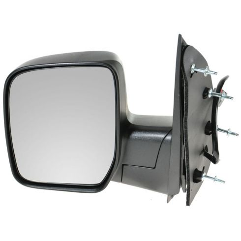 2009-11 Ford Van Pwr Mirror w/Single Glass LH