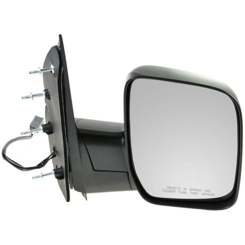 2009-11 Ford Van Pwr Mirror w/Single Glass RH