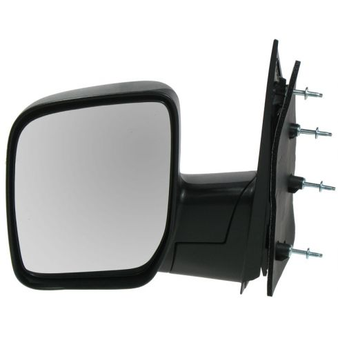 2008-11 Ford Van Manual Mirror w/Single Glass LH