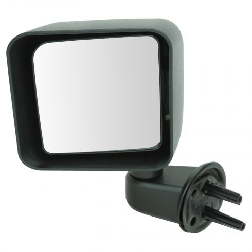 2007-10 Jeep Wrangler Manual Mirror LH