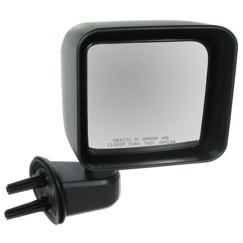 2007-10 Jeep Wrangler Manual Mirror RH