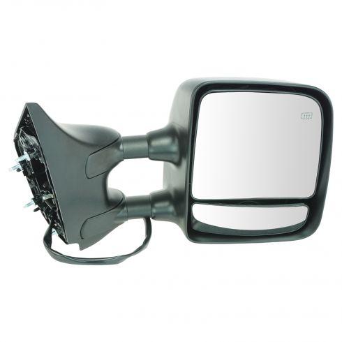 2004-10 Nissan Titan SE & Pro-4X Pwr Htd Chrm Cap Tow Mirror RH