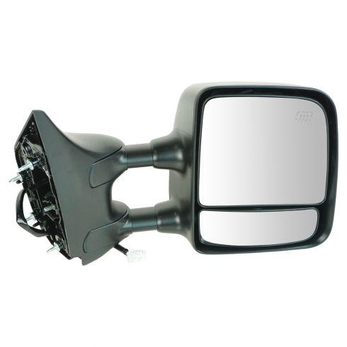 2004-10 Nissan Titan SE & Pro-4X Pwr Htd Txt Cap Tow Mirror RH