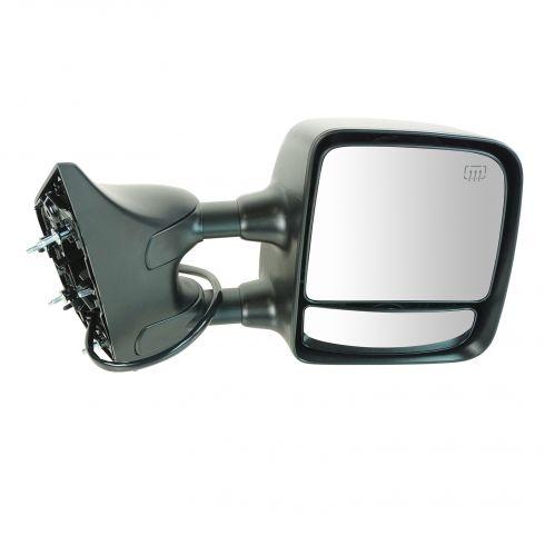 2004-10 Nissan Titan LE Pwr Htd Mem Chrome Cap Tow Mirror RH
