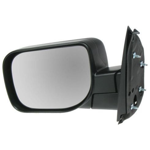 2004-10 Nissan Titan XE Manual Txt Cap Std Mirror LH