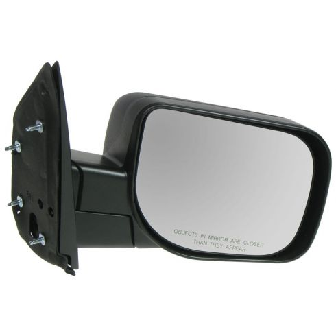 2004-10 Nissan Titan XE Manual Txt Cap Std Mirror RH