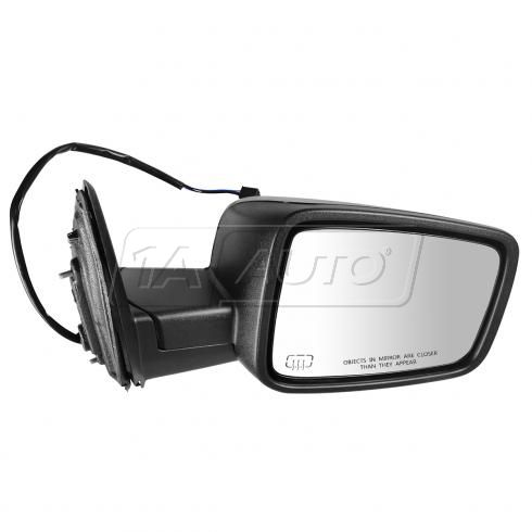 09-11 Dodge Ram 1500; 10-11 2500 3500 Power Heated Textured Mirror RH