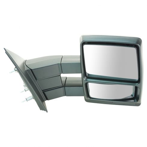 04-11 Ford F150 Manual Textured Tow Mirror RH (Upgrade)