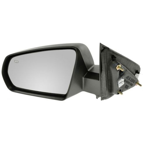 2008-10 Dodge Avenger Heated Power Textured Fixed Mirror LH