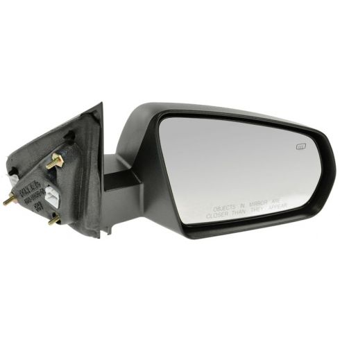 2008-10 Dodge Avenger Heated Power Textured Fixed Mirror RH