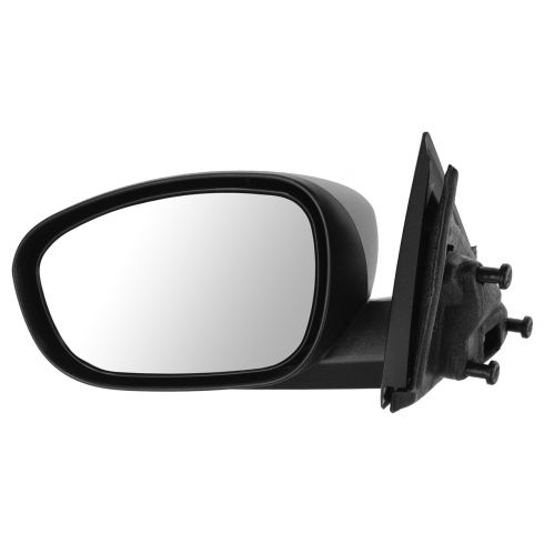 06-10 Dodge Charger Power Textured Fixed Mirror LH