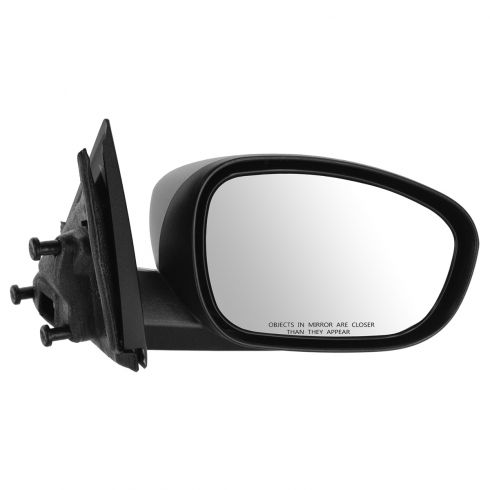 06-10 Dodge Charger Power Textured Fixed Mirror RH