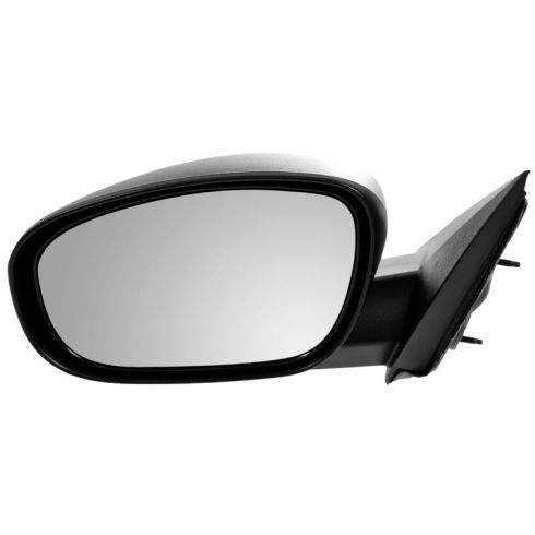 06-10 Charger Magnum 300 Heated Power Textured Fixed Mirror LH
