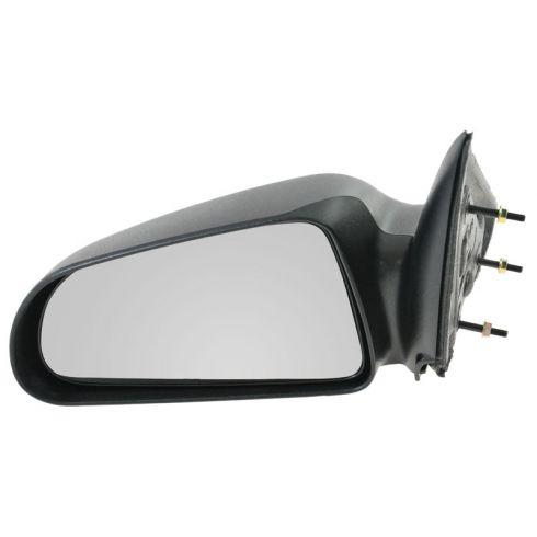 """2005-10 Dodge Dakota Pick-Up Textured Fixed 5X7"""" Manual Mirror LH"""