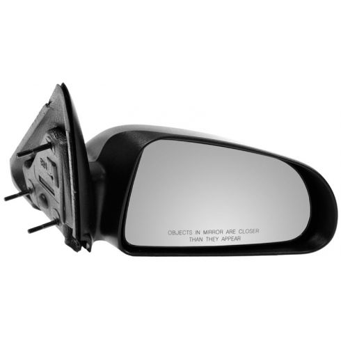 "2005-10 Dodge Dakota Pick-Up Textured Fixed 5X7"" Manual Mirror RH"
