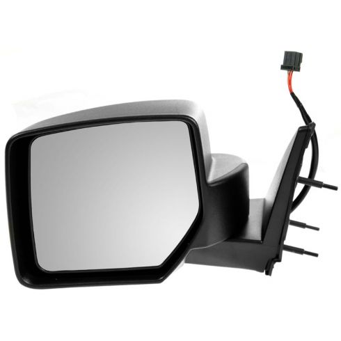 2007-11 Dodge Nitro Textured Power Mirror LH