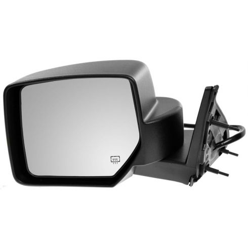 2007-11 Dodge Nitro Textured Heated Power Mirror LH
