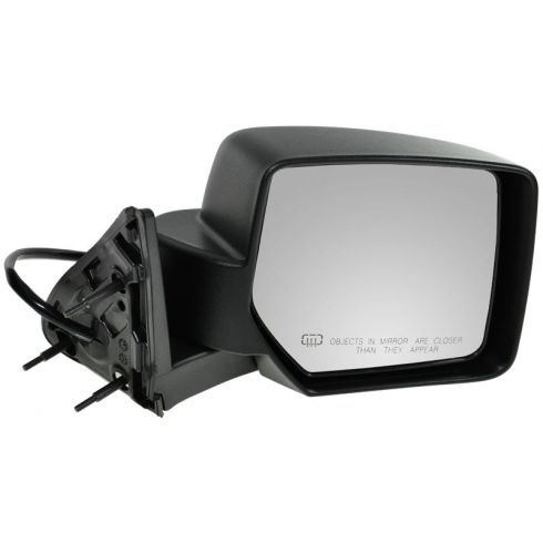 2007-11 Dodge Nitro Textured Heated Power Mirror RH