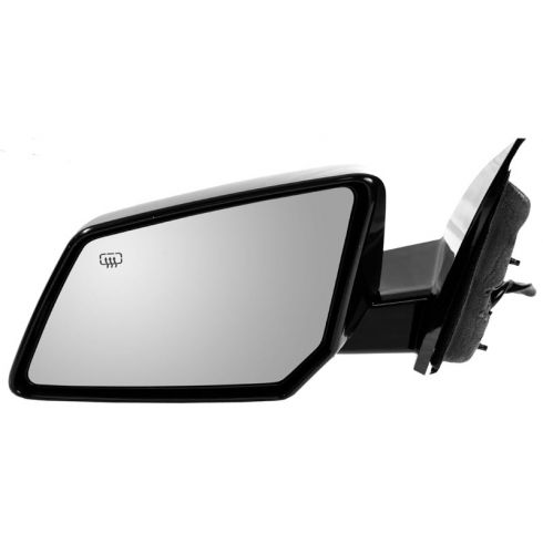 2007-10 Acadia Outlook PTM W/ Turn Signal Heated Power Mirror LH