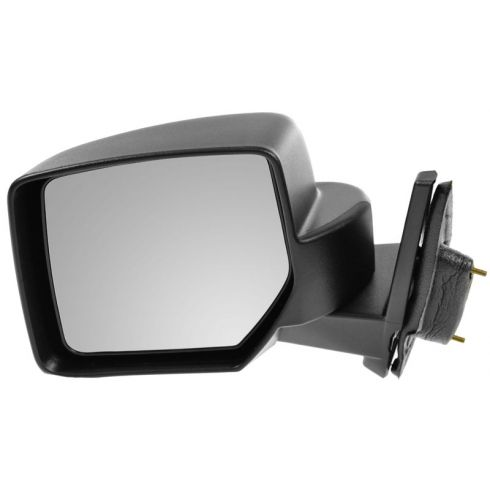 2007-10 Jeep Patriot Textured Manual Mirror LH