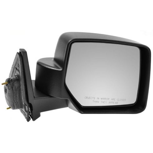 2007-10 Jeep Patriot Textured Manual Mirror RH