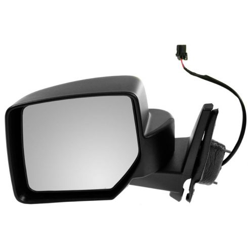 2007-10 Jeep Patriot Textured Power Mirror LH