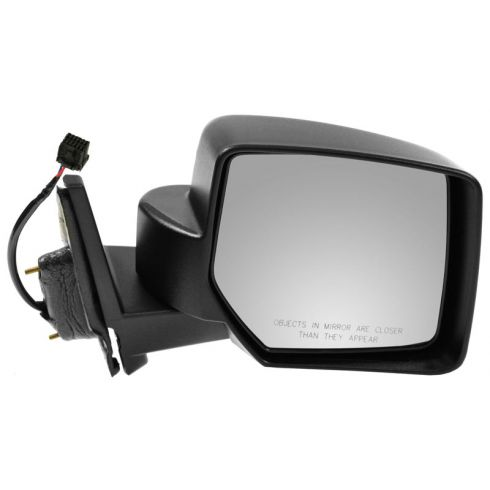 2007-10 Jeep Patriot Textured Power Mirror RH
