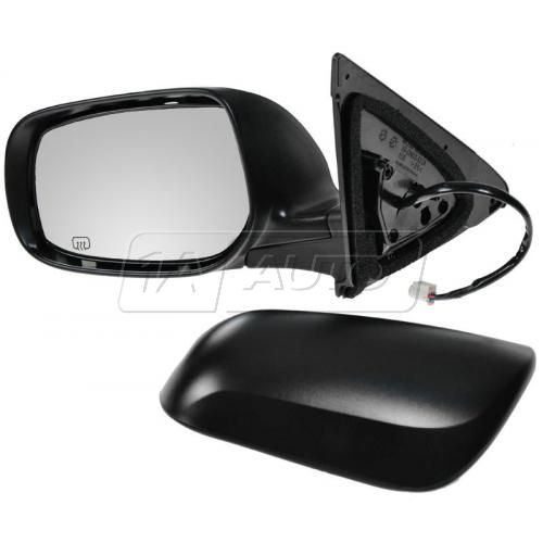2009-10 Toyota Matrix Texured Heated Power Mirror LH