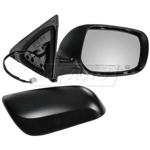 2009-10 Toyota Matrix Texured Heated Power Mirror RH