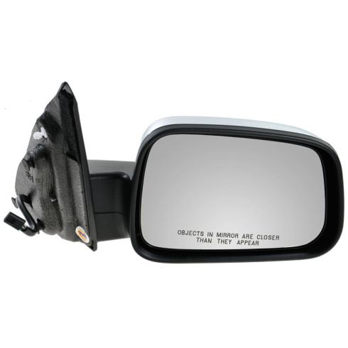06-11 Chevy HHR Black w/Chrome Cover Power Mirror RH