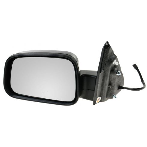 06-11 Chevy HHR Black w/Smooth Black Cover Power Mirror LH
