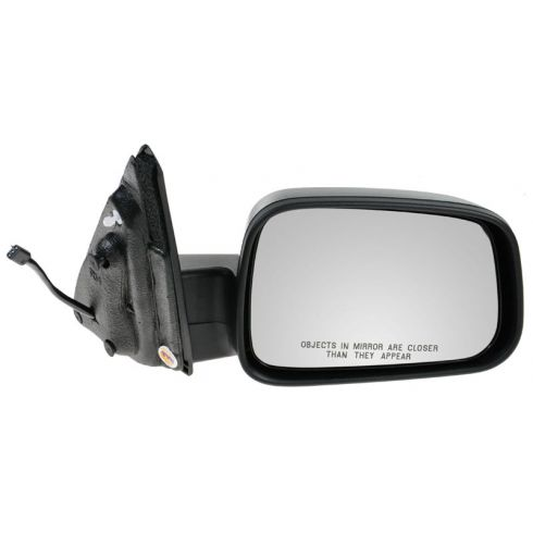 06-11 Chevy HHR Black w/Smooth Black Cover Power Mirror RH
