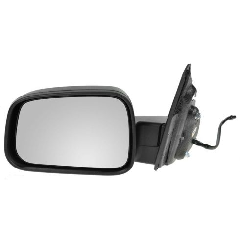 06-11 Chevy HHR Black Textured Power Mirror LH