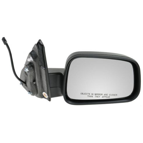 06-11 Chevy HHR Black Textured Power Mirror RH