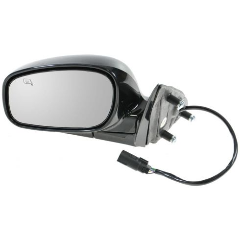 04 (from 3/8/04)-08 Lincoln Towncar Power Heated Mirror LH