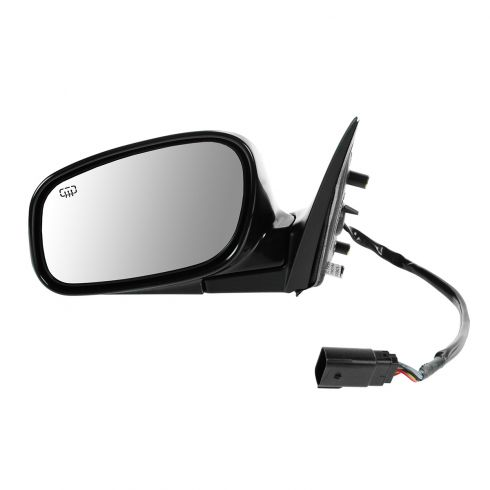 04 (from 3/8/04)-08 Lincoln Towncar Power Heated Memory w/Auto Dim Mirror LH