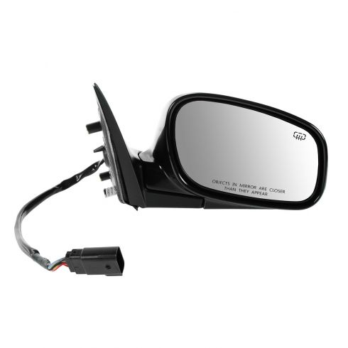 04 (from 3/8/04)-08 Lincoln Towncar Power Heated Memory Mirror RH