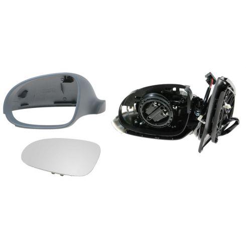 2006-09 VW Jetta, Rabbit Power Heated w/Turn Signal PTM Mirror LH