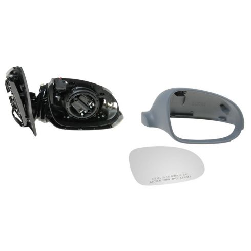 2006-09 VW Jetta, Rabbit Power Heated w/Turn Signal PTM Mirror RH