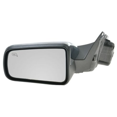 2008-11 Ford Focus Power Heated w/Chrome Cover Mirror LH