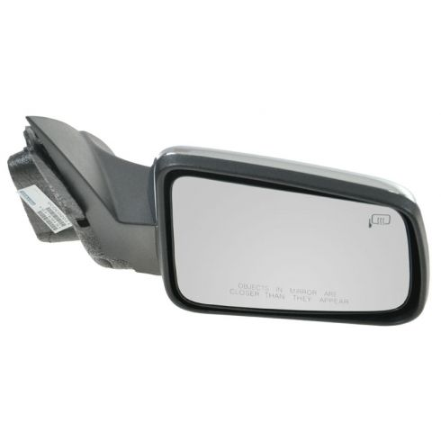 2008-11 Ford Focus Power Heated w/Chrome Cover Mirror RH