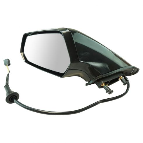 10-11 Chevy Camaro (w/o Auto Dimming) Power Heated PTM Mirror LH