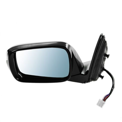 10-12 Acura MDX Power Heated w/Memory w/Turn Signal w/Blue Tint Glass PTM Mirror LH