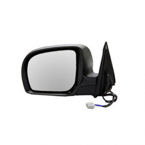09-10 Subaru Forester Power Heated PTM Mirror LH