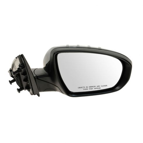 11-12 Kia Optima, Hybrid Power w/Turn Signal Mirror RH