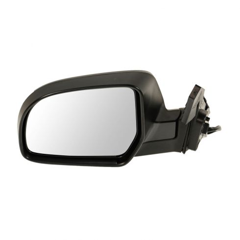 11-12 Subaru Legacy, Outback Power (w/Textured Black & PTM Covers) Mirror LH