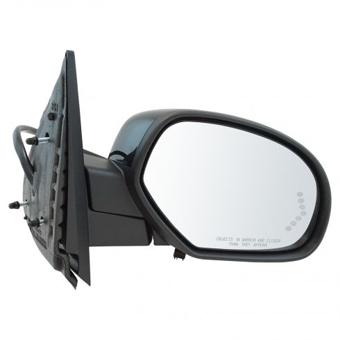 07-11 GM FS PU, SUV Power Folding Htd w/Signal, Puddle Light PTM Cap Mirror RH